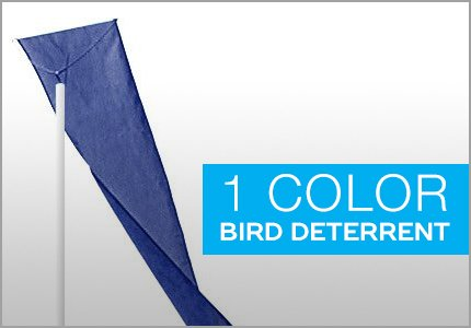 Solid Color Bird Deterrent