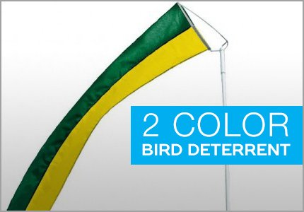 2 Color Bird Deterrent