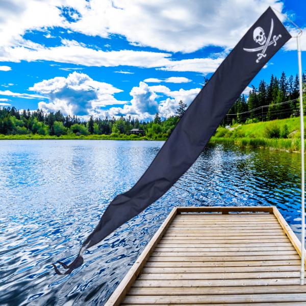 Pirate Dock Background